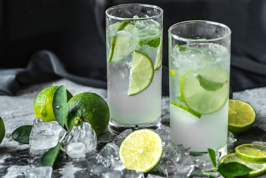 Gin and tonic sexier