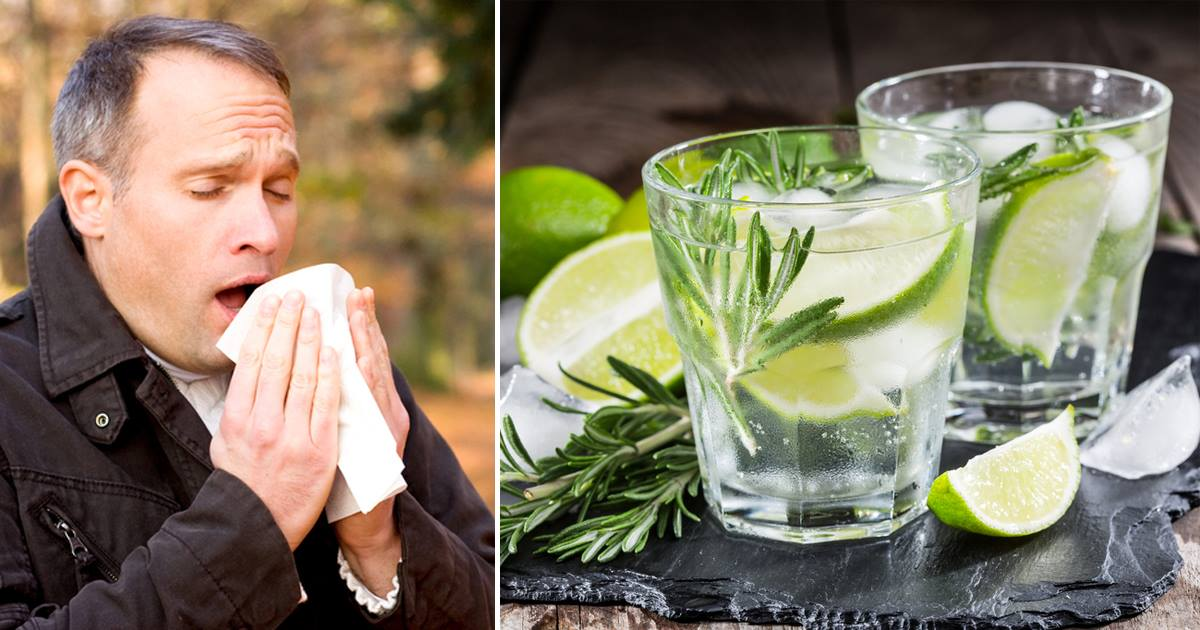 Magic Cure Gin and Tonic