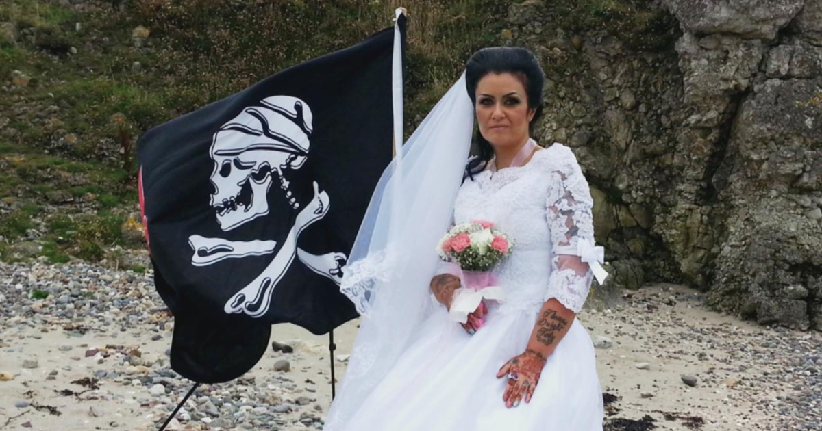 woman marries pirate ghost