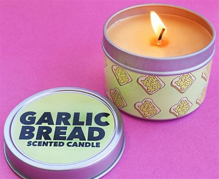 scented candles garlic