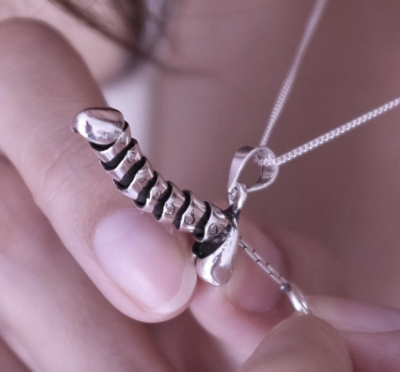 necklace penis