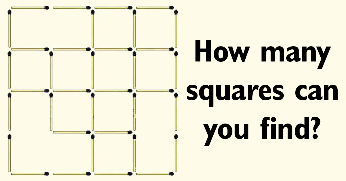 Squares of the mind