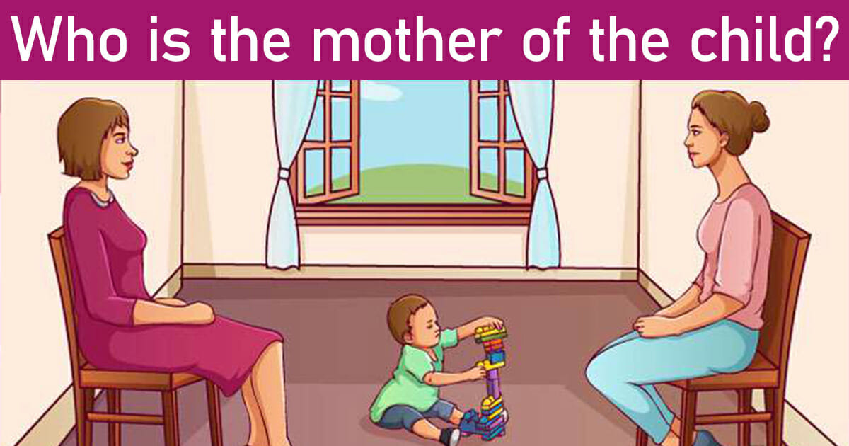 Who is the mother of the child?