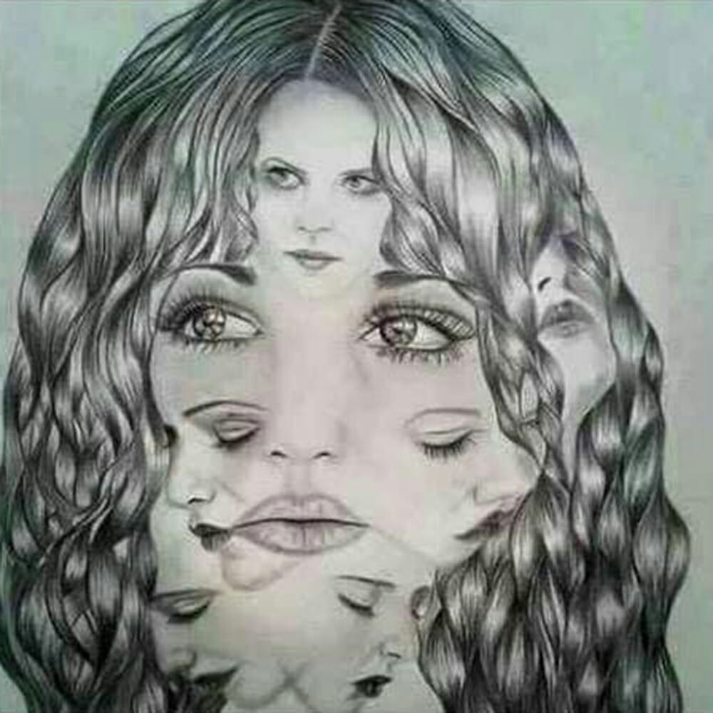 how many faces?