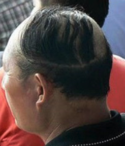 comb over 14