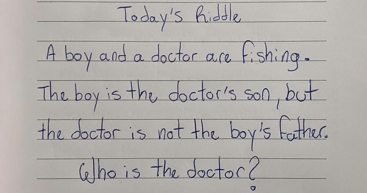 answer this riddle