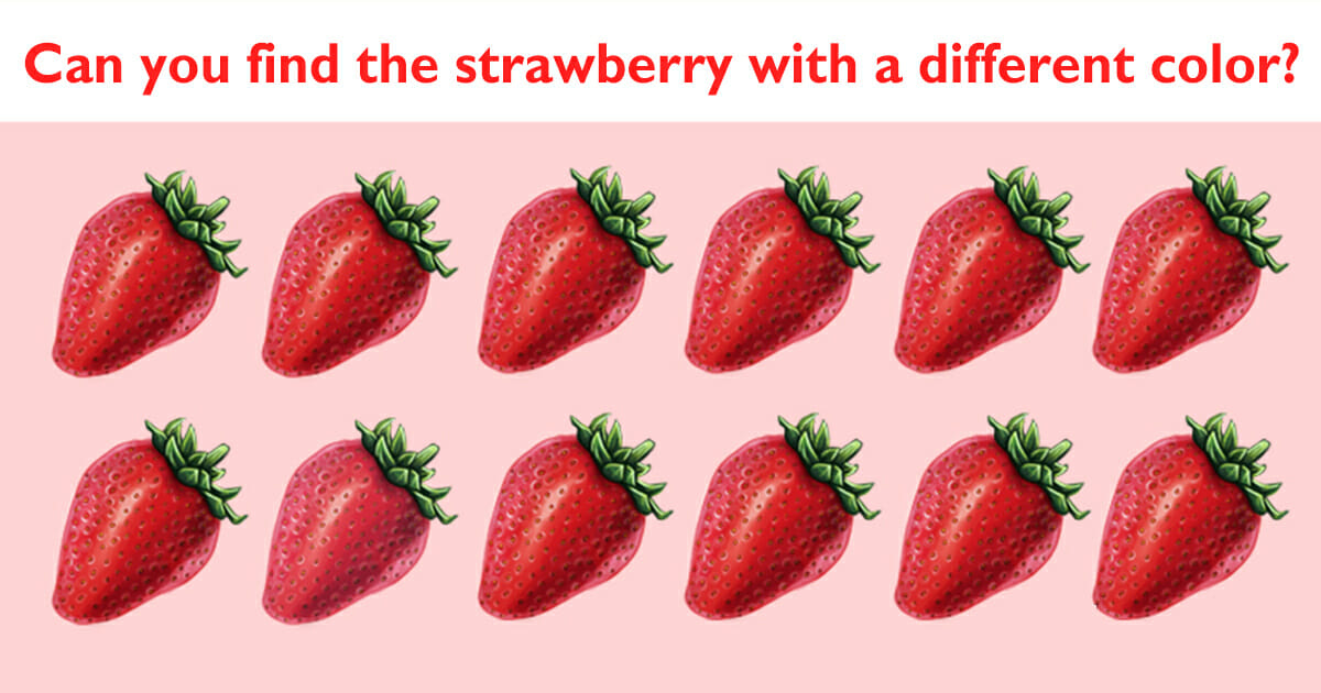 Which strawberry?