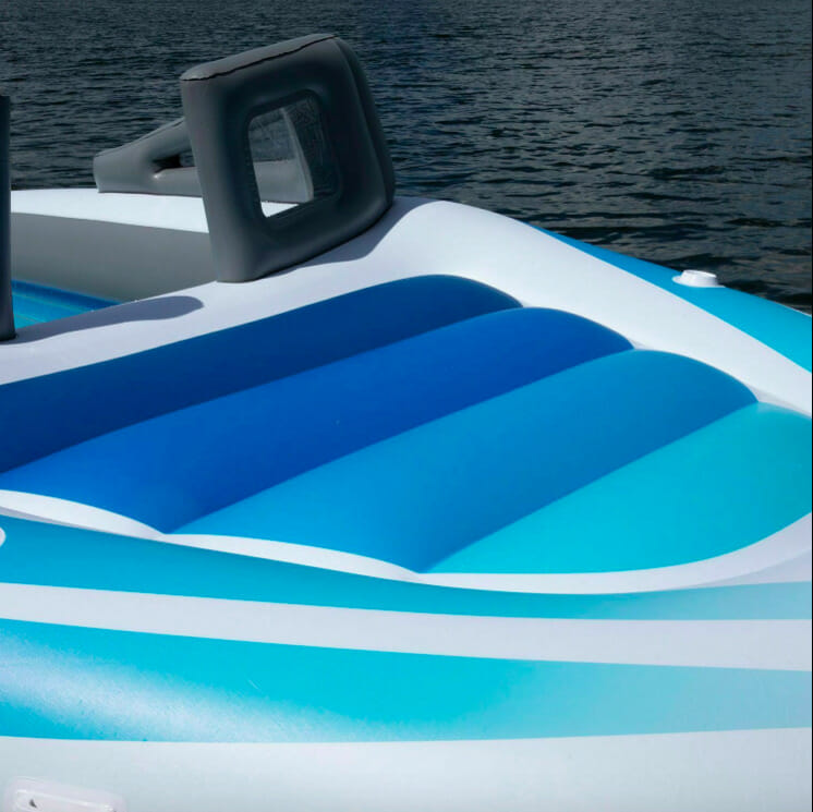 inflatable yacht 003