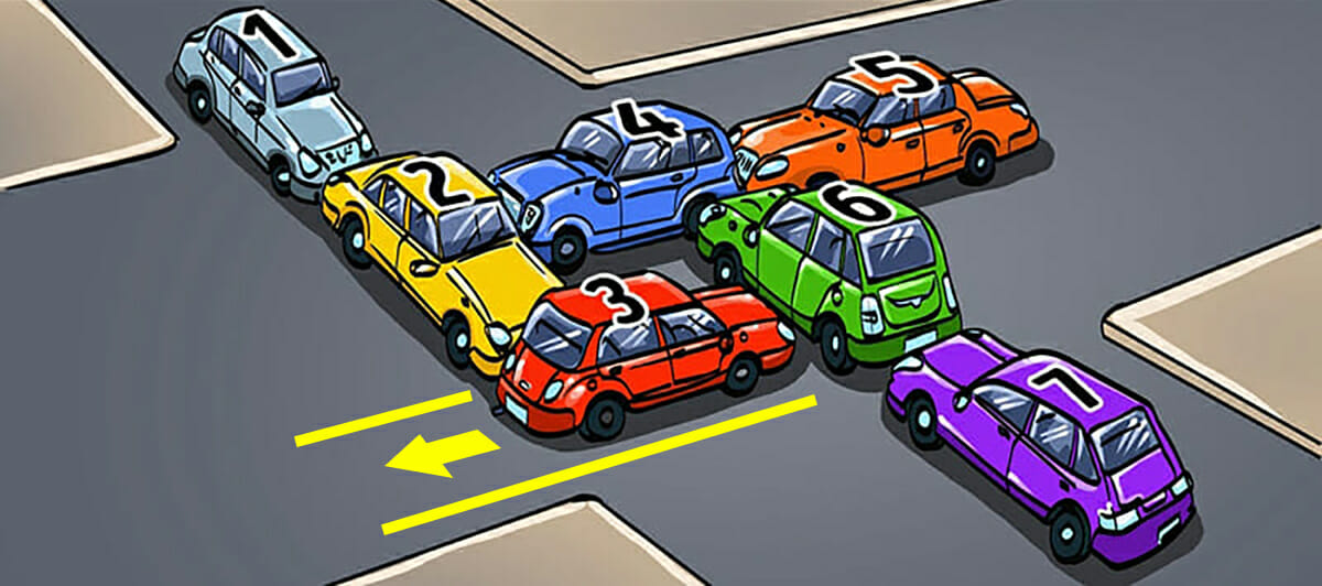which car has to solution