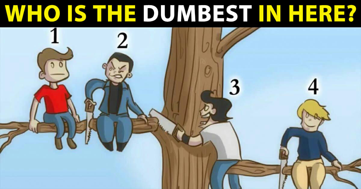 Who is the dumbest?